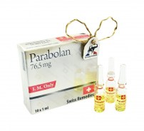 Parabolan Swiss Remedies -